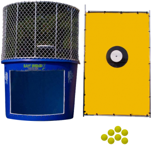 Tow-Behind Easy Dunker Dunk Tank