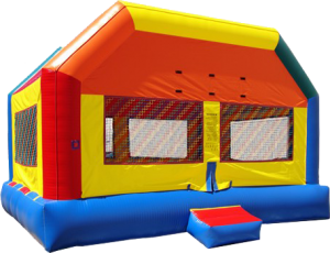 Inflatable Fun House