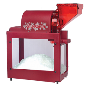 Snow Cone Machine Rental